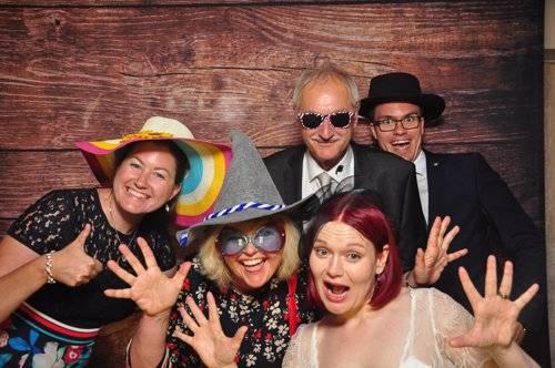 Fotobox Saarland auf Ihrer Hochzeit