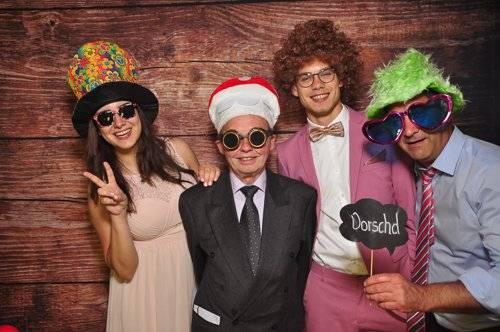 Fotobox Saarland für eure Hochzeit - Spaß inklusive