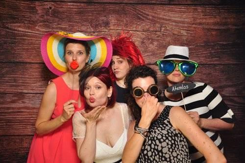 Fotobox Saarland für eure Hochzeitsparty
