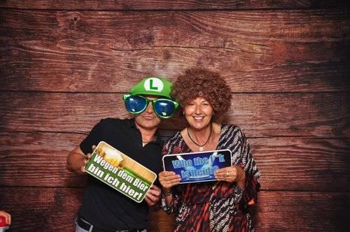 Fotobox Saarland für eure Hochzeitsfeier